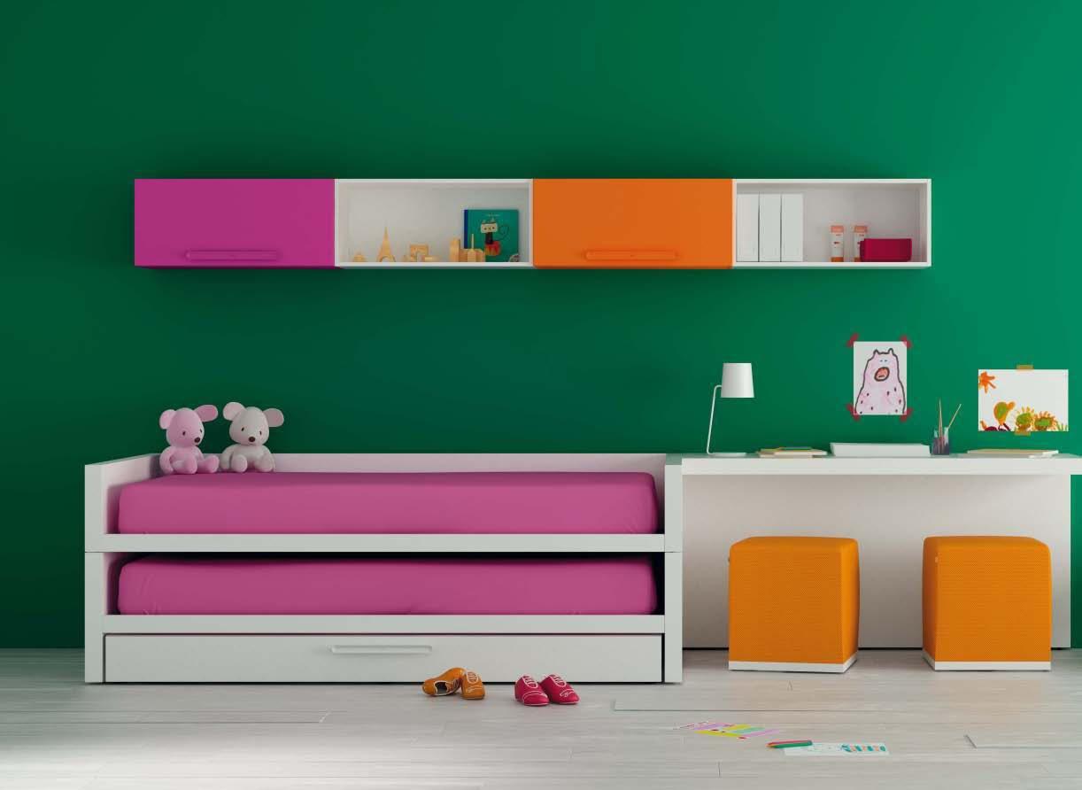 Ideas Para Amueblar Dormitorio Juvenil Dormitorios Juveniles  # Muebles Xikara Fuenlabrada