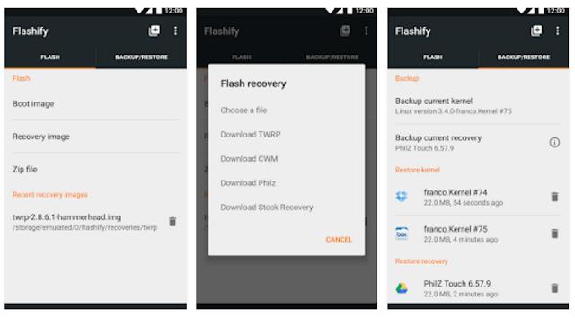 Aplikasi Root Terbaik untuk Android