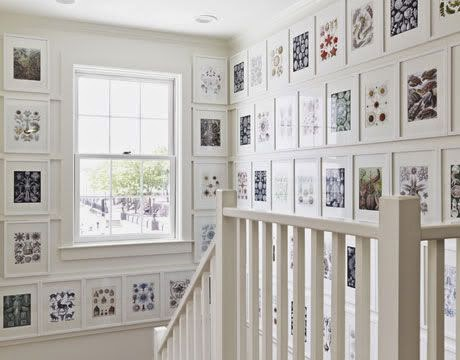 50 Creative Staircase Wall decorating ideas, art frames ... on Creative Staircase Wall Decorating Ideas  id=27728