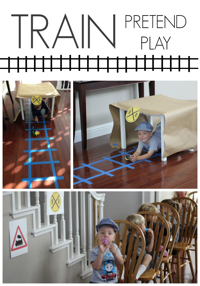 Toddler Approved Train Pretend Play Fun For Kids