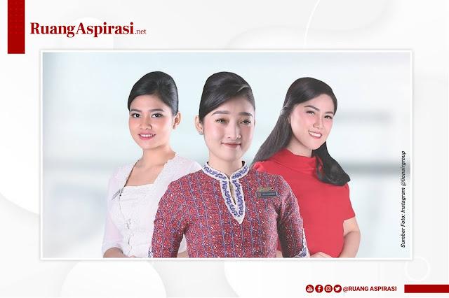 Lowongan Kerja Pramugari dan Pramugara Lion Air Group [Batas Pendaftaran Terakhir 31 Mei 2021]