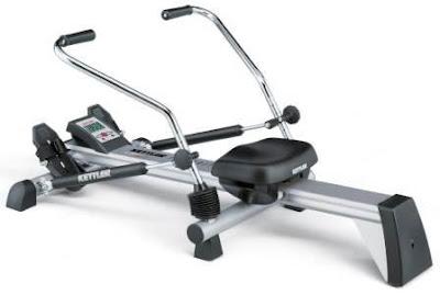 Hydraulic rower