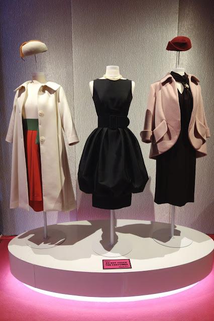 wardrobe, costumes, 1950's dresses