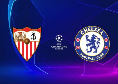 Sevilla vs Chelsea -Highlights 02 December 2020