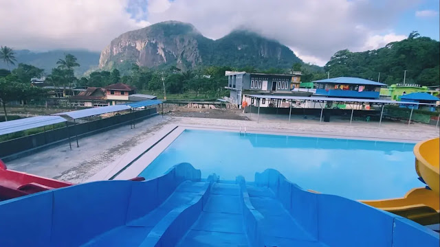 Lereng Hijau Waterpark Buludua