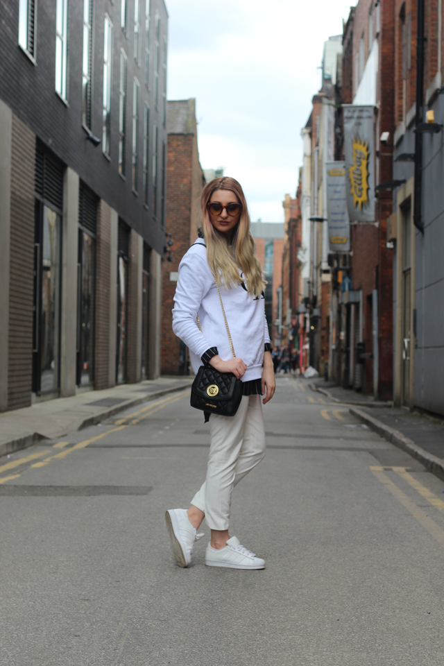 fashion blog all white outfit
