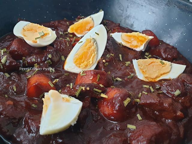 Goulash de ternera