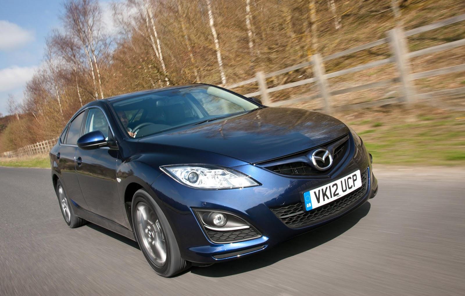 Cars Gto 2012 Mazda 6 Venture Edition