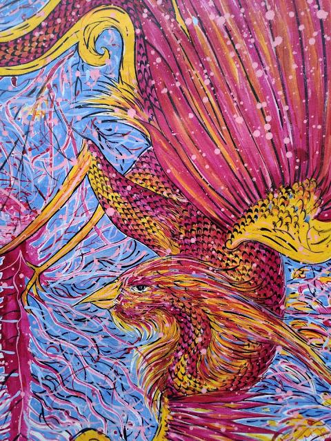 Cascavel Ribero Pintura Arte Obra