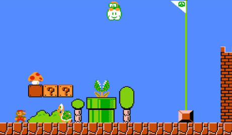تحميل لعبة سوبر ماريو القديمة super mario xp للكمبيوتر برابط مباشر مجاناً