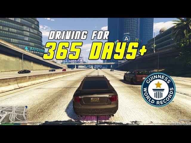 manejar 365 días sin parar en GTA 5