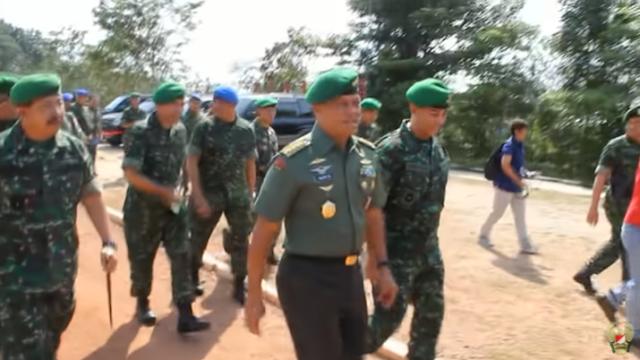 Dulu 4 Prajurit TNI Ditembak, Jenderal Gatot Marah Langsung Pulang dari Australia