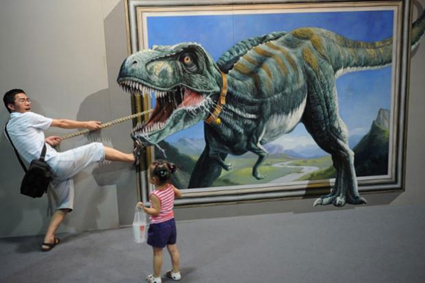 Menilai karya seni rupa dua dimensi