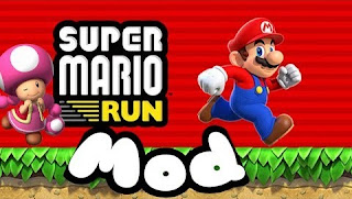 Super Mario Run v3.0.6 Mod Full APK (Unlocked All Level)