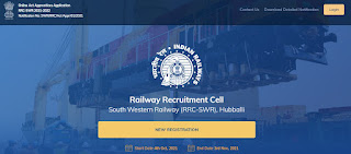 SWR Recruitment 2021 904 Apprentice Posts