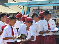 Bangkitkan Semangat Literasi, Ini yang Dilakukan Dinas Perpustakaan dan Kearsipan Blora
