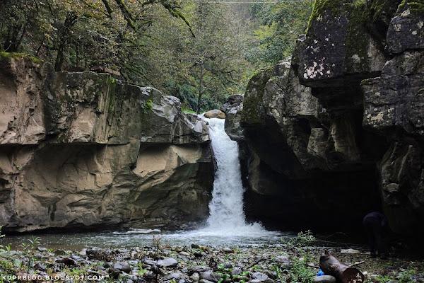 Водопад на реке Виляшчай