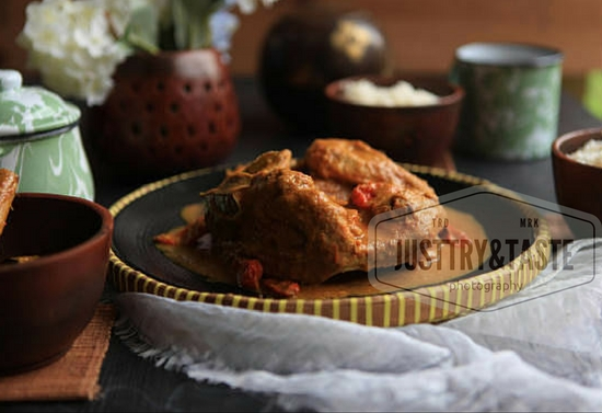 Resep Ayam Betutu Jtt