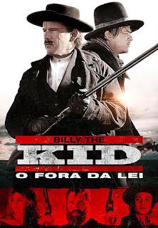 Capa filme Billy The Kid: O Fora da Lei Grátis