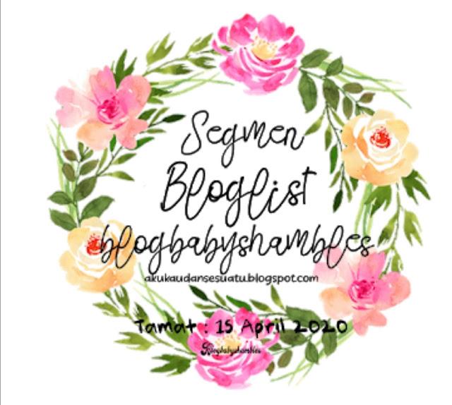 Segmen Bloglist Blogbabyshambles