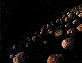 Asteroid 1931 HB later named 1193 Africa is a main belt asteroid