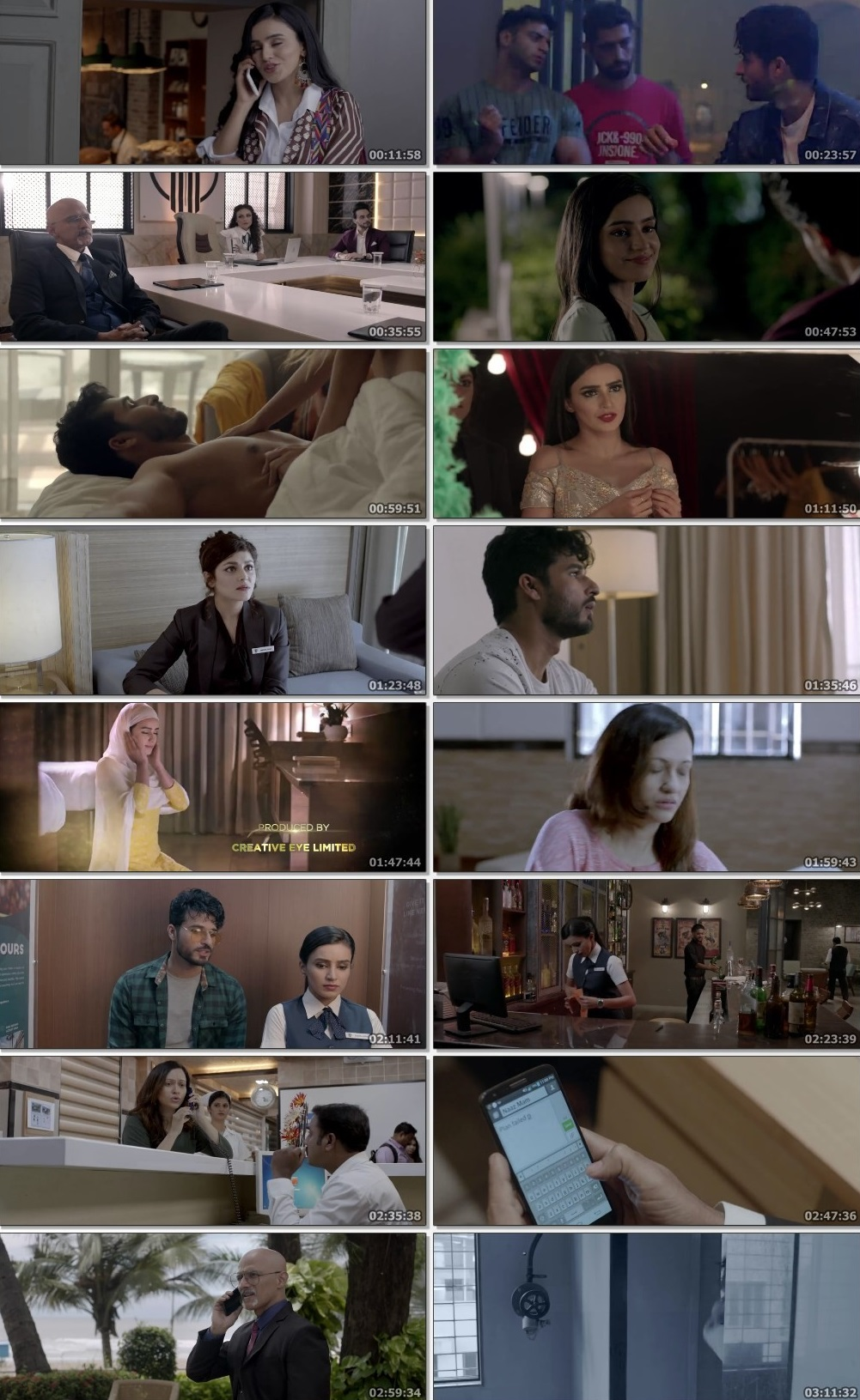 Screenshots Of Hindi Show Ishq Aaj Kal Season 02 2019 Complete - All Episodes 300MB 720P HD