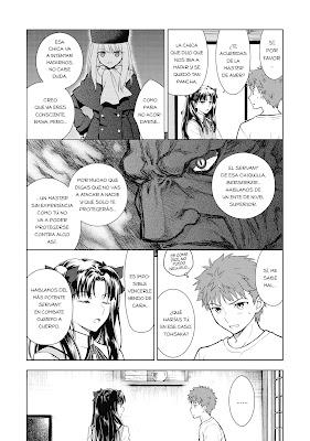 Reseña de Fate/stay night: Heaven's Feel vol. 3, de Taskohna - Ediciones Babylon