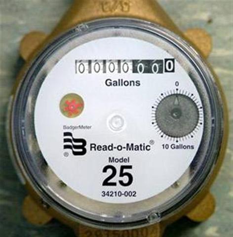Landlord and BTL Blog: Tenants & water meters
