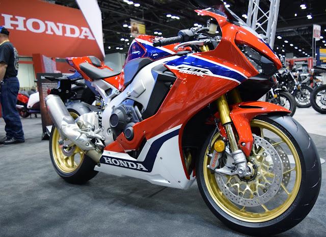 2017 Honda CBR 1000RR