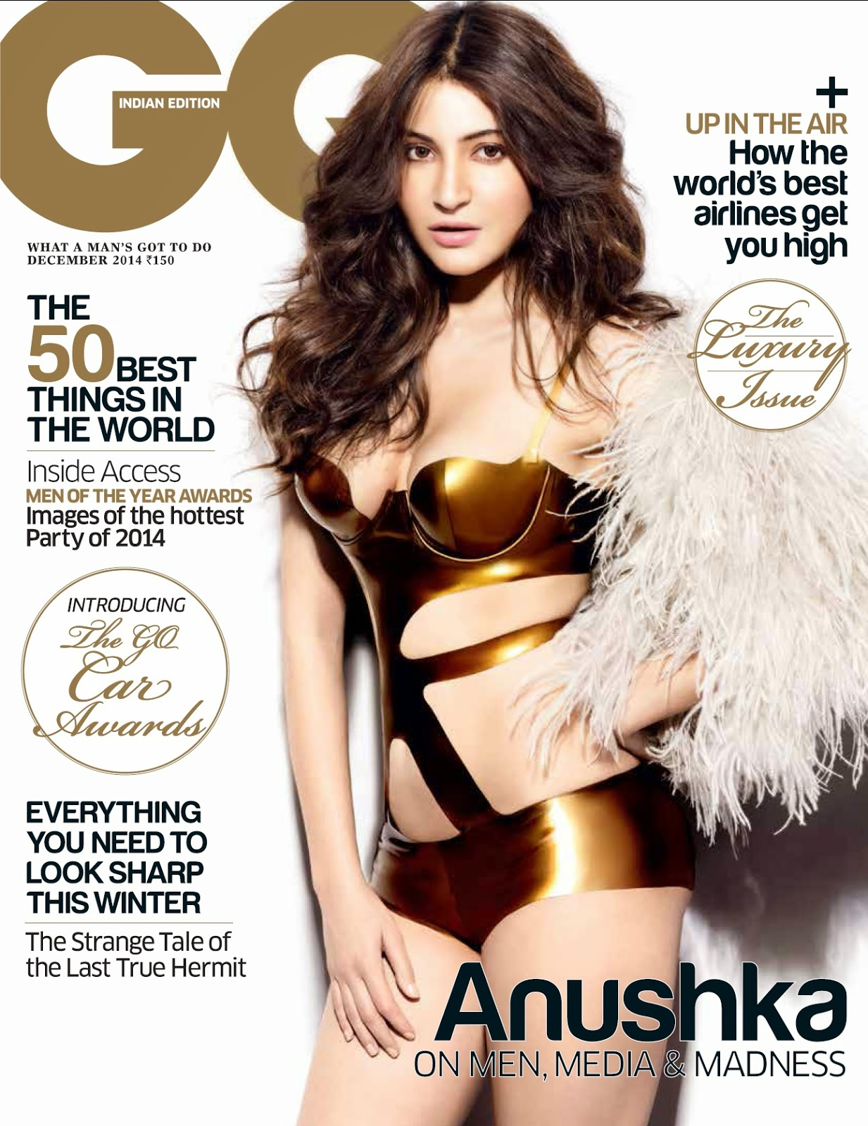 gleebize the golden girls gq india features anushka sharma