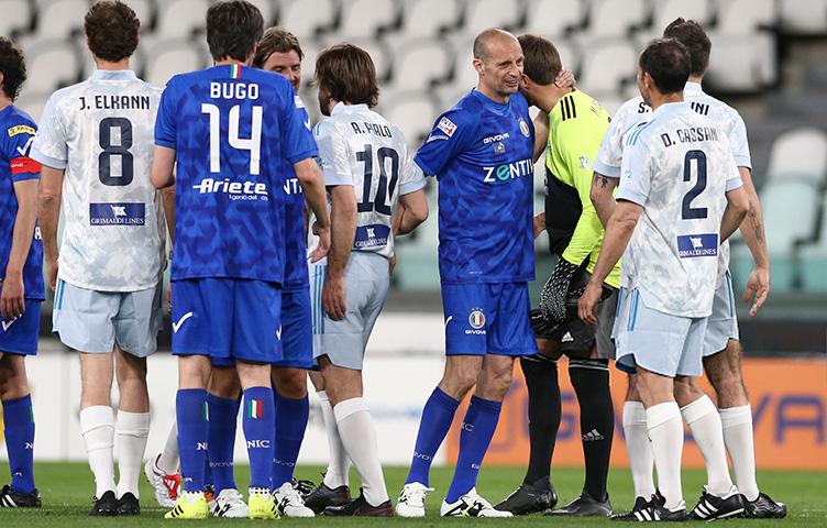 Allegri preuzima klupu Juventusa