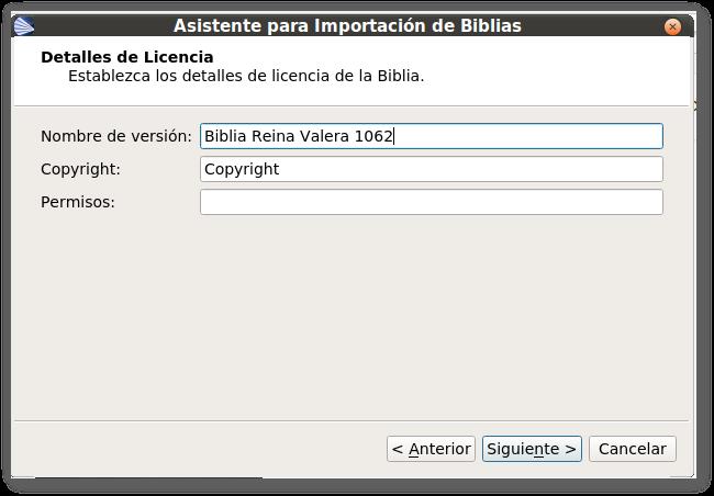 Convertir Biblias de e-Sword a OpenLP ~ Proyecto Facilitar