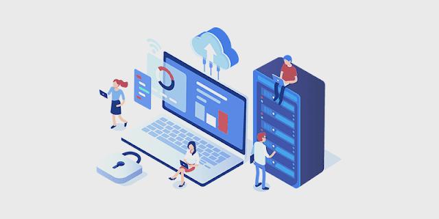 pengertian dan jenis web hosting