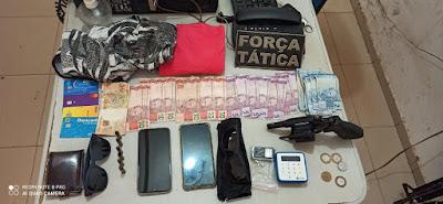 Trio é preso em Itapecuru-Mirim após tentativa de assalto em Vargem Grande