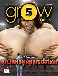anime breast expansion manga