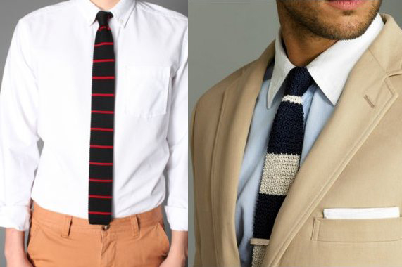 Knot Up! Necktie Fabrics & Which One You Should Own | Be ...