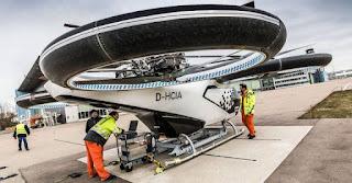 CityAirbus eVTOL, Helikopter Listrik Untuk Transportasi Kota