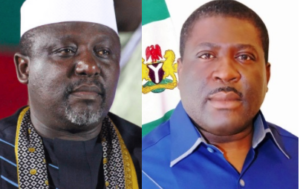 rochas and madumere