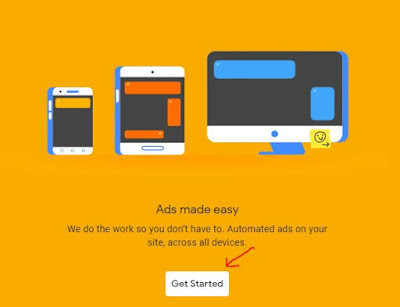Daftar Akun AdSense