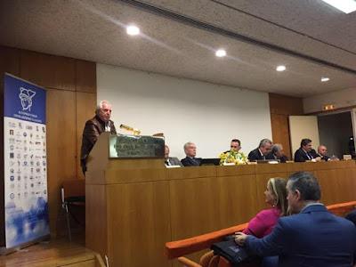 ΑΡΤΑ- Ο Πρόεδρος του Επιμελητηρίου Άρτας  Γ. Γκολομάζος στη Χιο