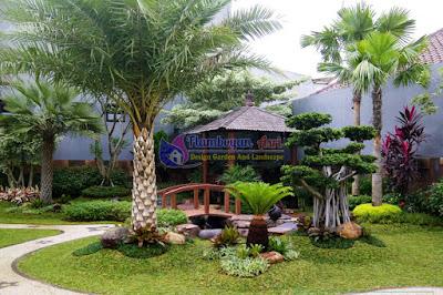 Desain Gambar Taman Mewah Terbaru Flamboyanasri