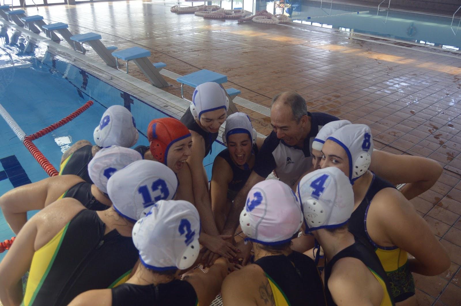 Club waterpolo castellae cr nica inicio liga eh 2017 2018 - Piscinas de portugalete ...