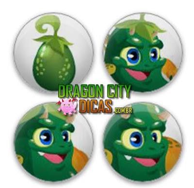 Dragão Pimenta Verde