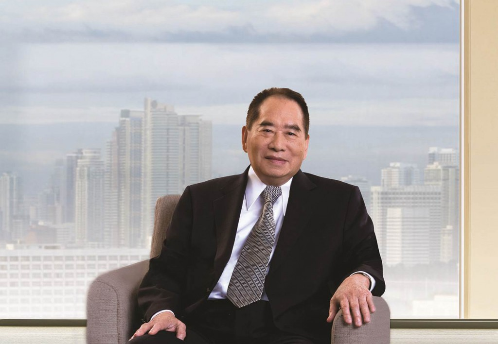 Henry Sy richest man 2017