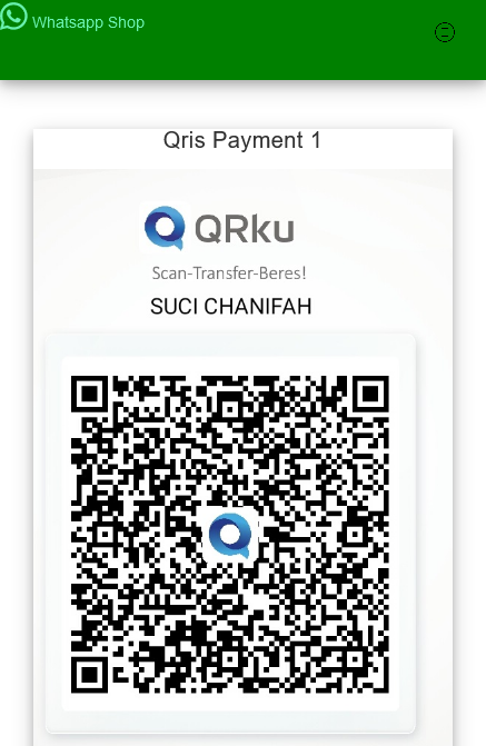 aplikasi toko online whatsapp