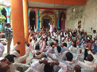 नेपानगर विधानसभा में बहेगी विकास की गंगा: सांसद