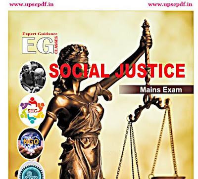 Social-Justice-By-EG-Classes-in-English-for-UPSC-IAS-PCS