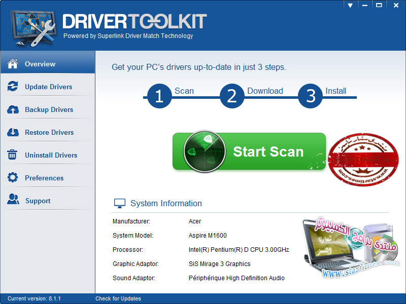 Driver Toolkit Installer Full Version 8.5.1