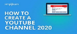 create and Edit Youtube social media channel