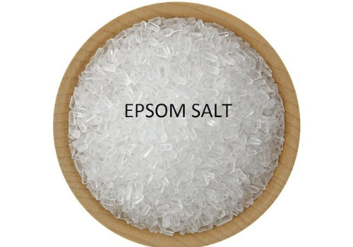 Burning Sensation in Feet cure by epsom salt